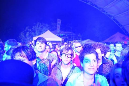 <p>Hot Chip Fans, Bad Bonn Kilbi 2010</p>