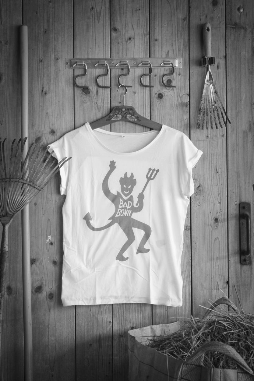 T-Shirt Bad Bonn devil